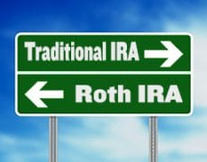 Choosing a traditional or Roth IRA