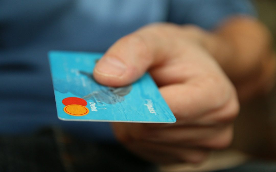 How will these credit card payments affect my credit score?